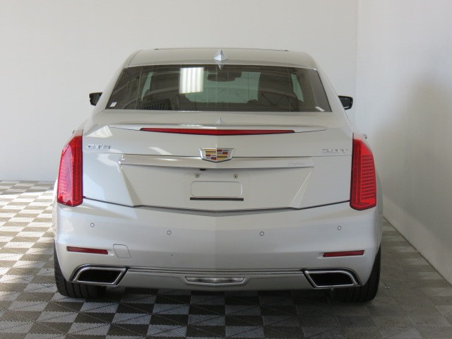 2016 Cadillac CTS 2.0T Luxury Collection – Stock #P94605