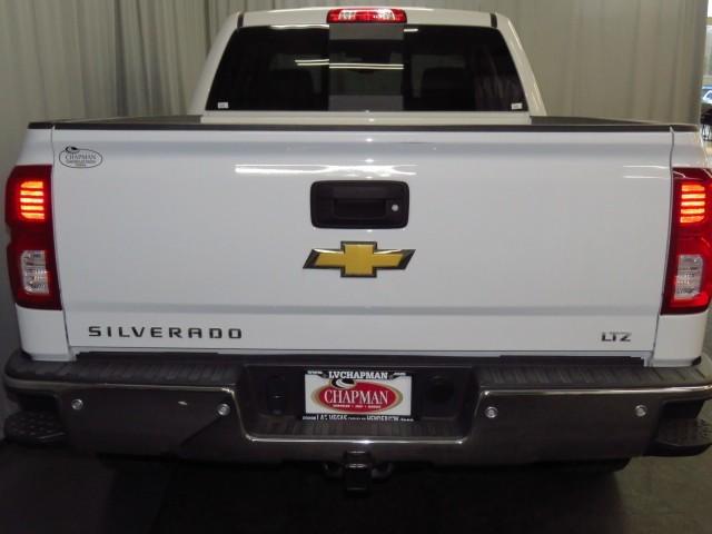 2016 Chevrolet Silverado 1500 LTZ Extended Cab – Stock #R93582