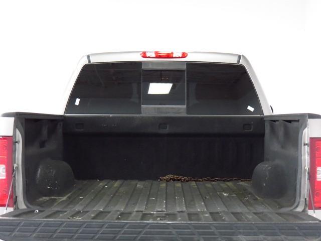 2013 Chevrolet Silverado 1500 LTZ Crew Cab – Stock #T93443