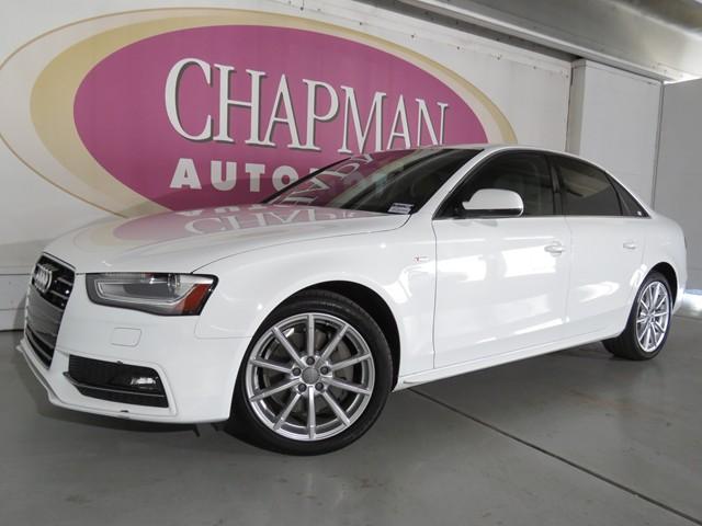 2015 Audi A4 2.0T Premium Details