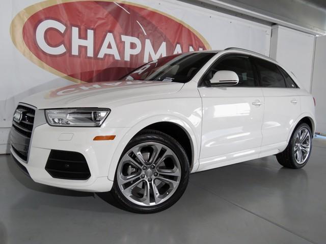 2016 Audi Q3 2.0T Premium Plus Details