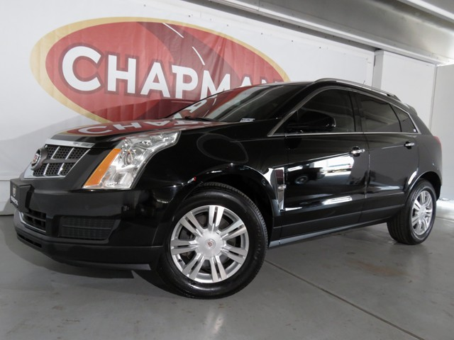2012 Cadillac SRX Luxury Collection Details