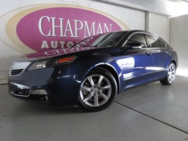 View the 2013 Acura TL