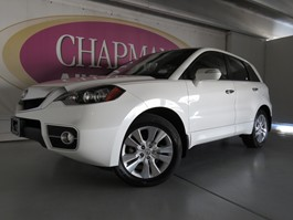 View the 2012 Acura RDX