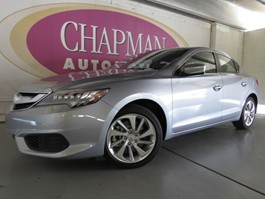 View the 2017 Acura ILX