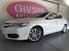 View the 2016 Acura ILX
