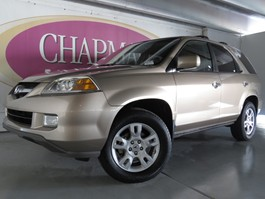 View the 2004 Acura MDX