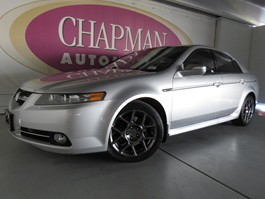 View the 2007 Acura TL