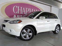 View the 2007 Acura RDX