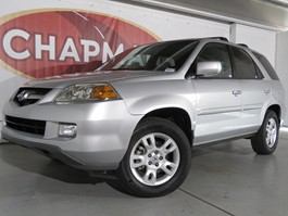 View the 2005 Acura MDX