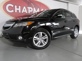 View the 2015 Acura RDX