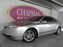 View the 2009 Acura TL
