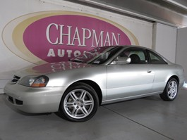 View the 2003 Acura CL