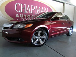 View the 2014 Acura ILX