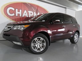 View the 2009 Acura MDX