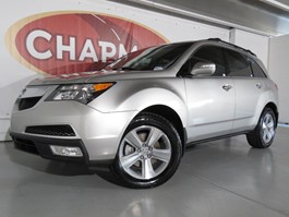 View the 2010 Acura MDX