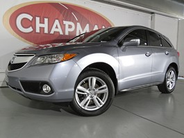 View the 2014 Acura RDX