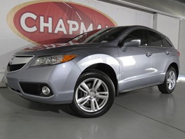 View the 2013 Acura RDX