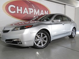 View the 2012 Acura TL
