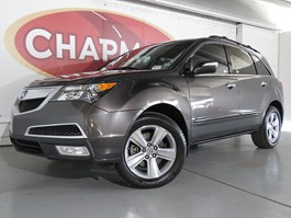 View the 2012 Acura MDX