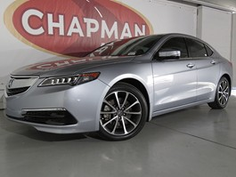 View the 2015 Acura TLX