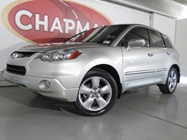 View the 2009 Acura RDX