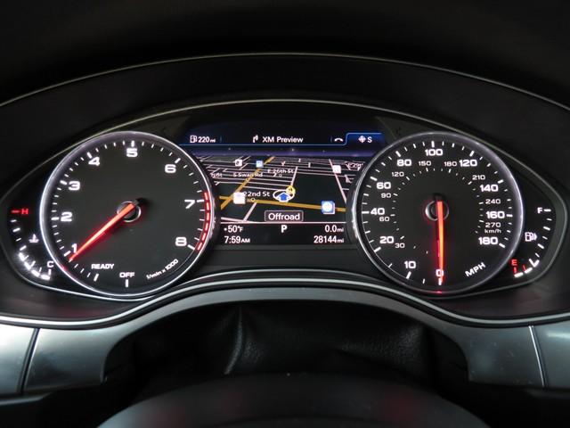 2016 Audi A6 2.0T Premium Plus – Stock #A1671480A