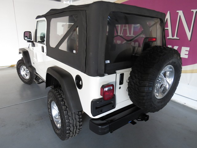 2005 Jeep Wrangler Unlimited – Stock #A1671980