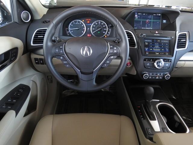 2017 Acura RDX Tech Pkg – Stock #A1700400