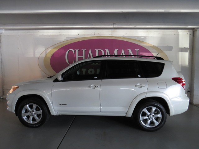 Used 2010 Toyota Rav4 Limited Stock A1700540a Chapman