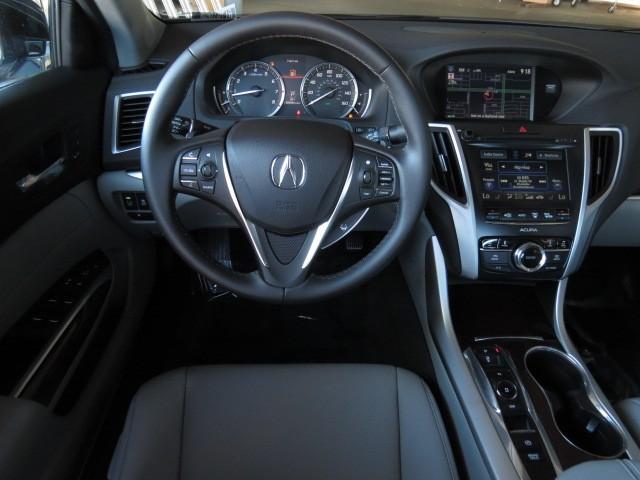 2017 Acura TLX V6 Tech Pkg – Stock #A1701050