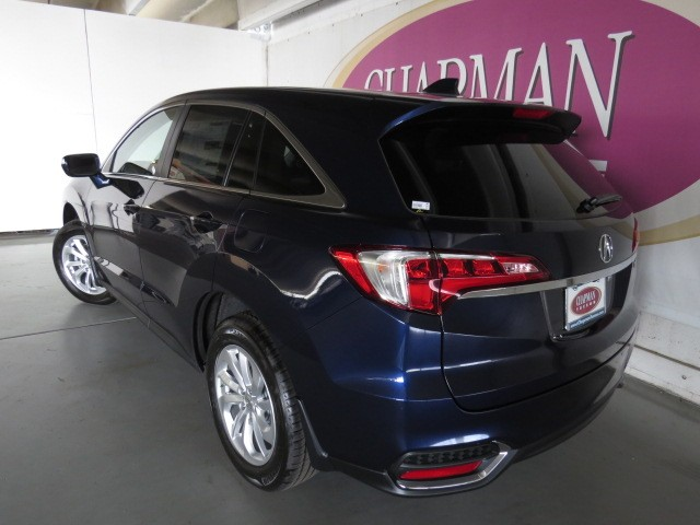 2017 Acura RDX Tech Pkg – Stock #A1701200