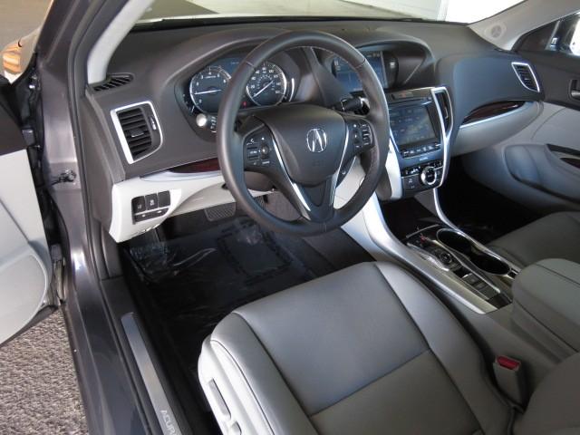 2017 Acura TLX V6 Tech Pkg – Stock #A1701220