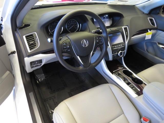 2017 Acura TLX V6 Tech Pkg – Stock #A1701270