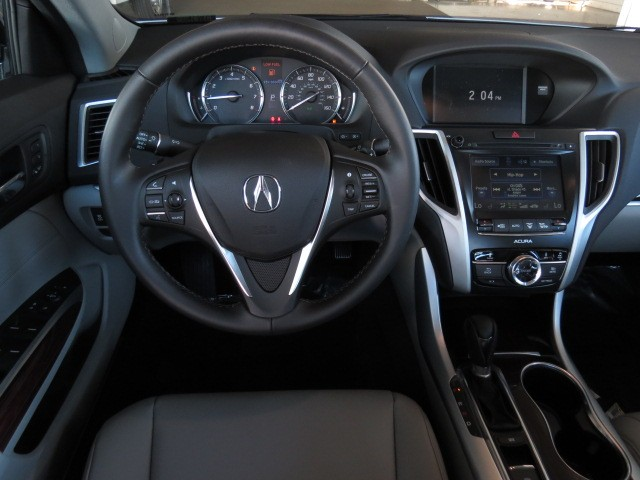 2017 Acura TLX  – Stock #A1701280
