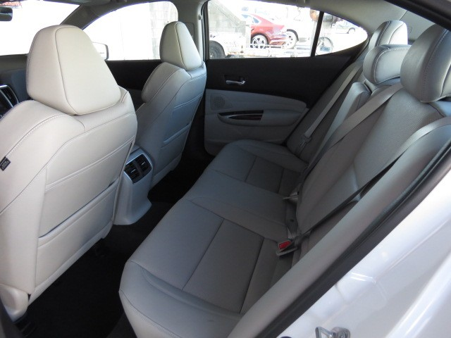 2017 Acura TLX Tech Pkg – Stock #A1701290