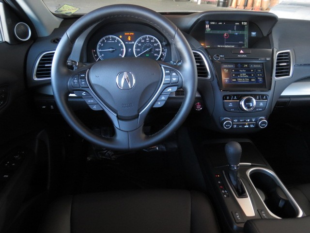 2017 Acura RDX Tech Pkg – Stock #A1701350