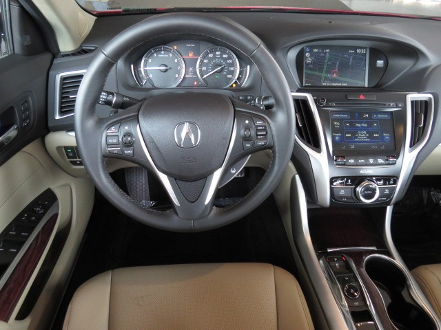2017 Acura TLX V6 Tech Pkg – Stock #A1701800