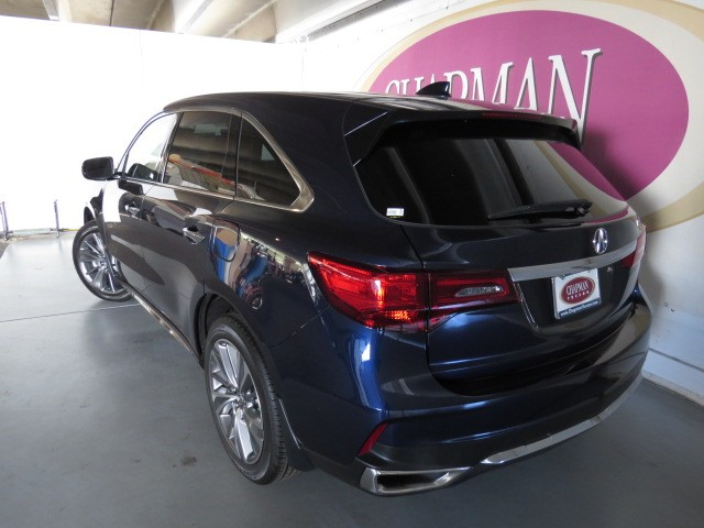 2017 Acura MDX Tech Pkg – Stock #A1701890