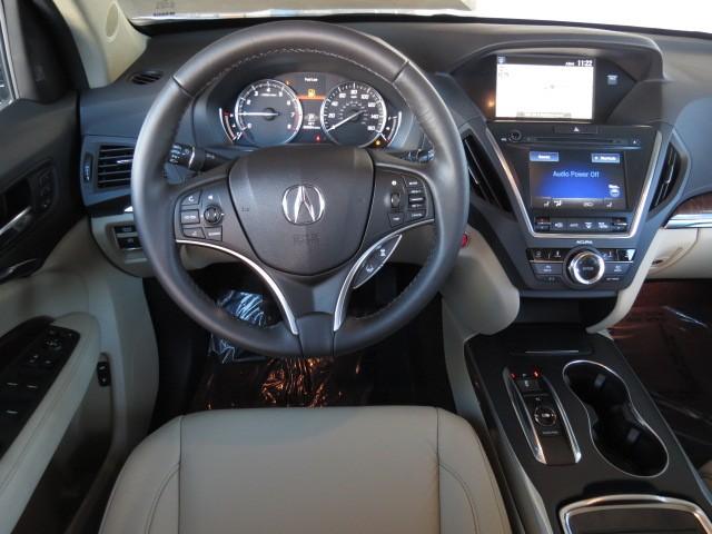 2017 Acura MDX Tech Pkg – Stock #A1701990