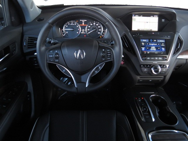 2017 acura mdx awd advance res a1702140 chapman automotive group. Black Bedroom Furniture Sets. Home Design Ideas