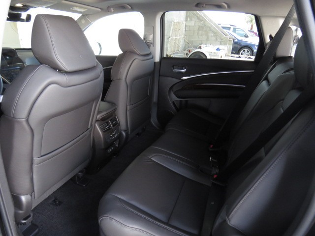 2017 Acura MDX AWD Tech Pkg – Stock #A1702250