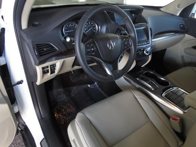 2017 Acura MDX AWD Tech Pkg – Stock #A1702260