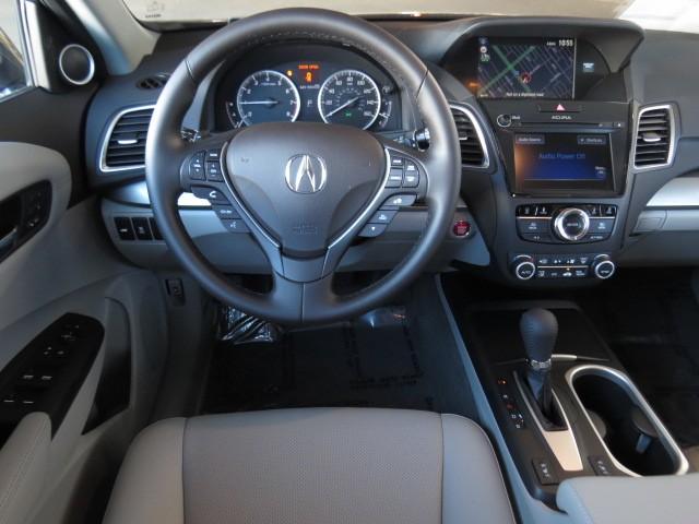 2017 Acura RDX Tech Pkg – Stock #A1702320