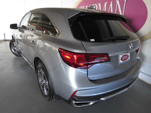 2017 Acura MDX AWD – Stock #A1702430
