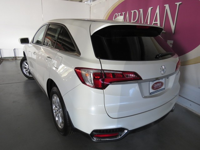 2017 Acura RDX Tech Pkg – Stock #A1702500
