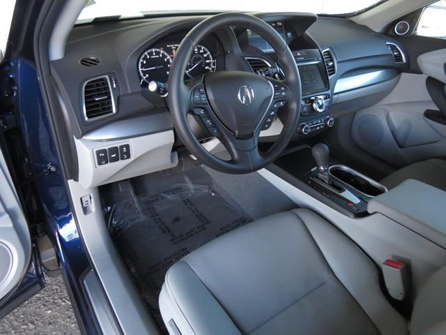2017 Acura RDX Advance – Stock #A1702580