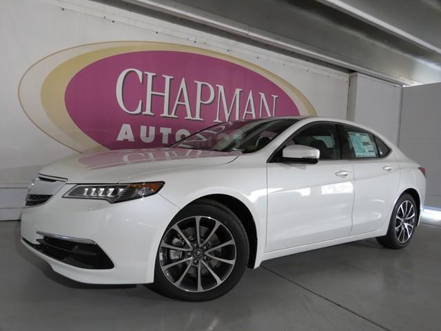 2017 Acura TLX V6 Tech Pkg – Stock #A1702630