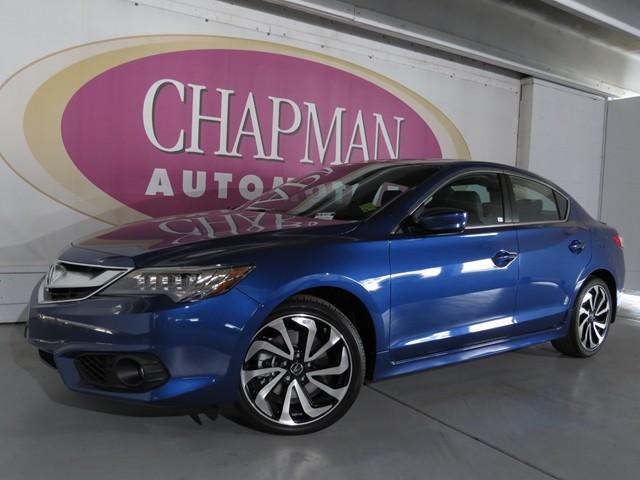 2017 Acura ILX Premium Pkg A-SPEC – Stock #A1702680