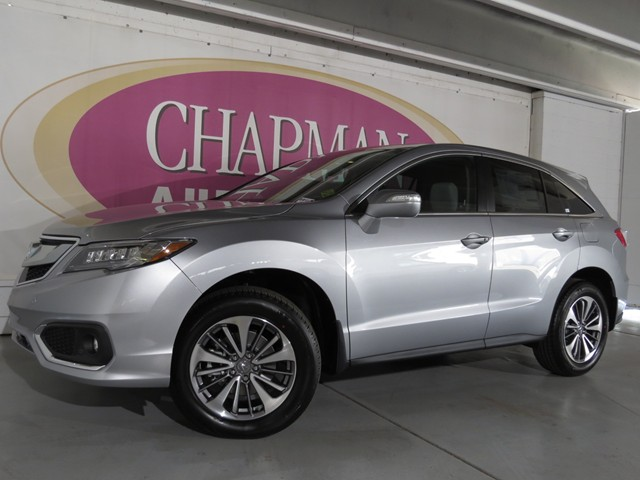 Used 2017 Acura Rdx W Advance For Sale Stock A1703090